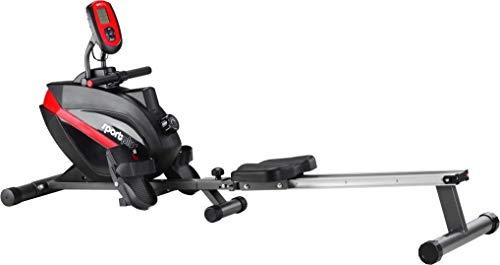 SportPlus - Rameurs classiques, turbine à eau ou air - Pliable et silencieux