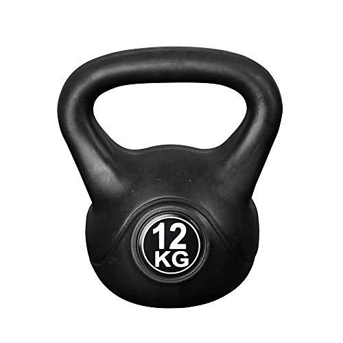 Vivol | Kettlebell 12kg pour Les Sport intérieurs et extérieurs - Kettlebells dans Poids différents Poids de 2kg, 4kg, 6kg, 8kg, 10kg, 12kg, 16kg et 20kg