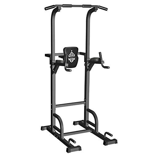 Sportsroyals Power Tower Barre de Traction pour Musculation à Domicile, 200 kg Power Tower Barre de Traction pour Musculation à Domicile, 200 kg
