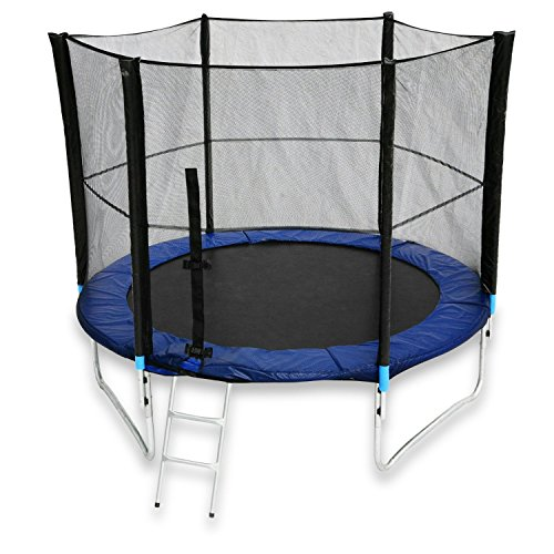 We R Sports Trampoline avec filet de sécurité 304 cm/10 ft