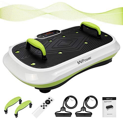 MVPower Plateforme Vibrante Technologie de Vibrations à Bascule 3D