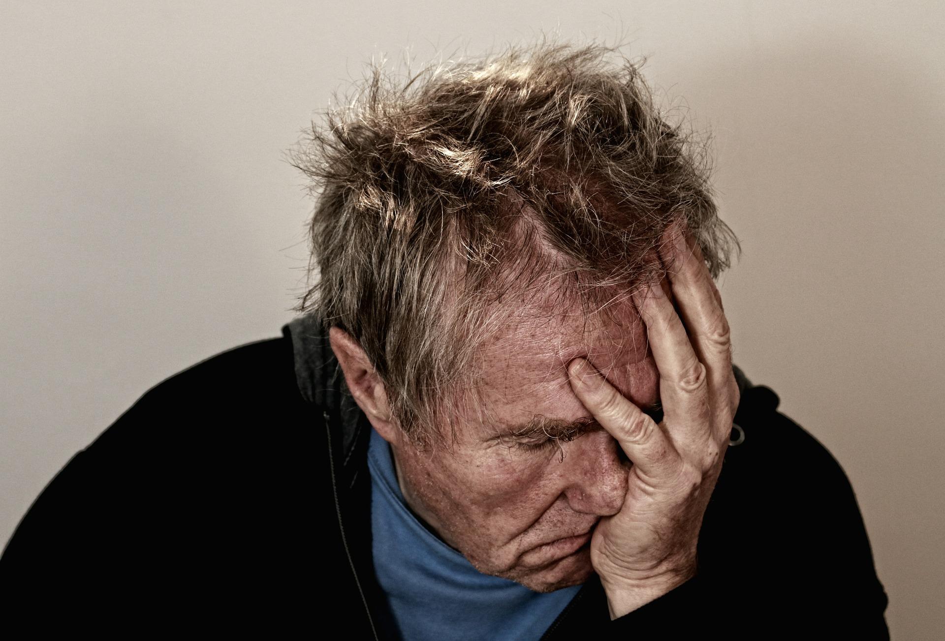 symptomes de sévrage